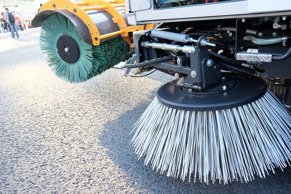 street sweeper san jose
