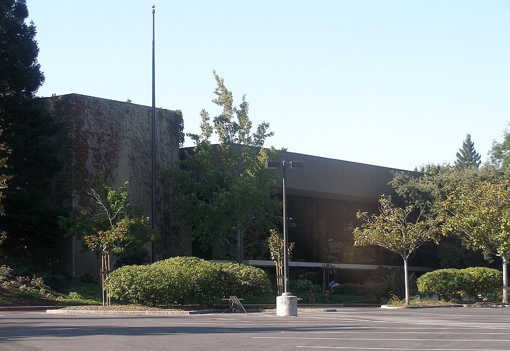 HP Headquarters in Palo Alto