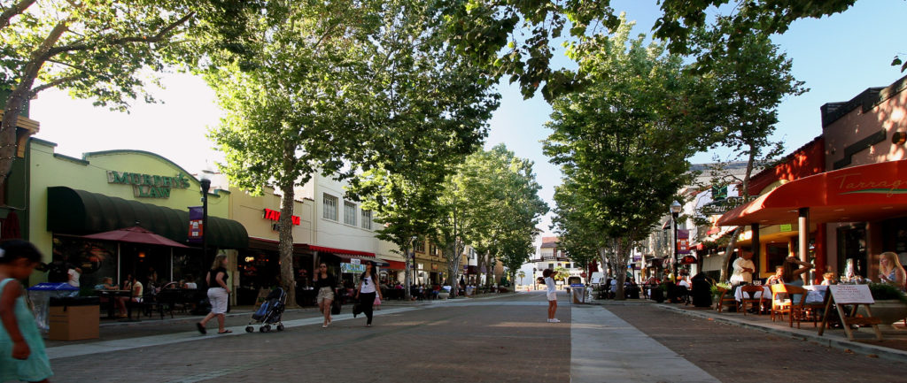 Sunnyvale street